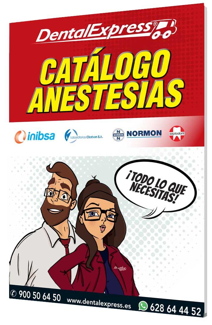 Catalogo anestesias
